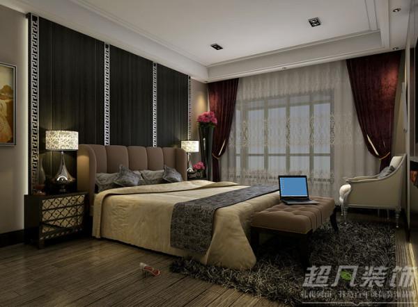 新蓝钻装修效果图/卧室装修效果图/后现代风格效果图