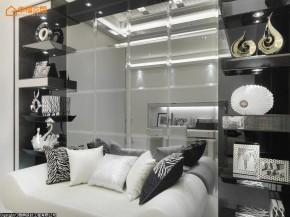 欧式 时尚 混搭 收纳 白富美 白领 书房图片来自幸福空间在138 m²时尚奢华语汇精品宅的分享