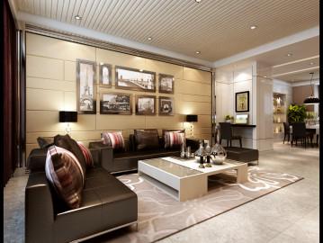 8w打造新港式家居·