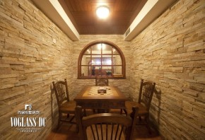 地中海 客厅 卧室 餐厅 卫生间 娱乐室 棋牌室 儿童房 走廊 其他图片来自北京别墅装修案例在天恒别墅山地中海风格案例的分享