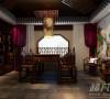 别墅装修中式风格效果图