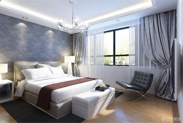 卧室现代明朗