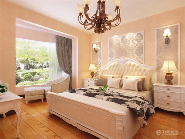 卧室宽敞明亮