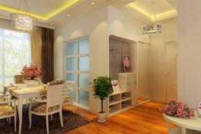 简约 二居 白领 收纳 旧房改造 80后 小资 公主房 餐厅图片来自北京今朝装饰-涛子在理想城的分享