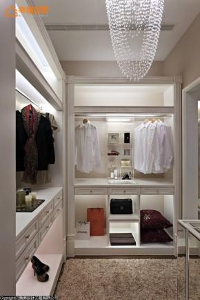 艺术 欧式 混搭 三居 白领 白富美 衣帽间图片来自幸福空间在致231平新窝的新艺术场景的分享