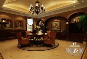 别墅 新古典 客厅 卧室 餐厅 卫生间 其他图片来自北京别墅装修案例在远洋天著新古典风格大气展示的分享