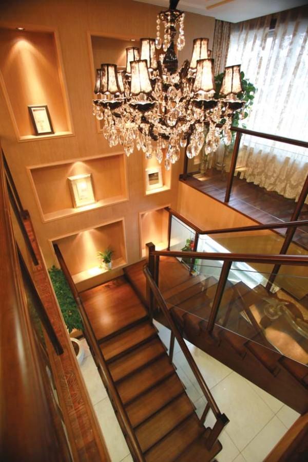 楼梯效果图