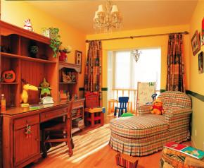 田园 地中海 儿童房 小清新 二居 混搭 简约 书房图片来自装修小管家在华清嘉园的分享