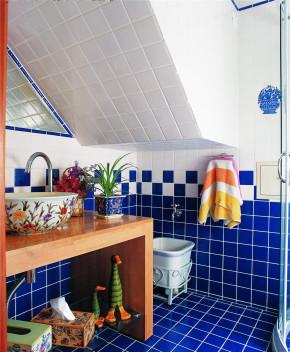 田园 地中海 儿童房 小清新 二居 混搭 简约 卫生间图片来自装修小管家在华清嘉园的分享