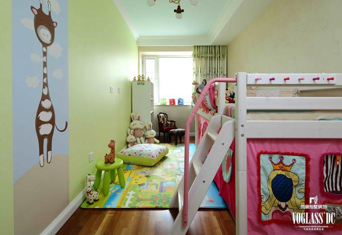 混搭 别墅装修 尚层装饰 儿童房图片来自尚层别墅装饰总部在跨越时代成就大成风格的分享