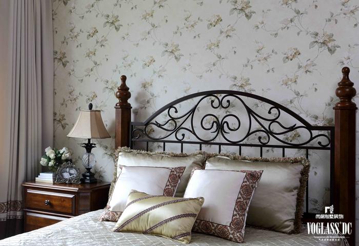 混搭 别墅装修 尚层装饰 卧室图片来自尚层别墅装饰总部在跨越时代成就大成风格的分享