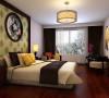 越秀·可逸阳光-东南亚风格-3居室