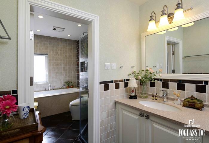 混搭 别墅装修 尚层装饰 卫生间图片来自尚层别墅装饰总部在跨越时代成就大成风格的分享
