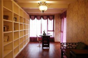 田园 简约 混搭 乡村 自然 舒适 别墅 书房图片来自装修小管家在寻梦河谷的分享