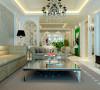 两居室简欧风格