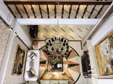 普罗旺世240平现代简约别墅案例
