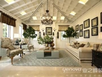 美式风格别墅设计