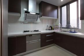 三居 白领 80后 小资 古典 新古典 优雅 温馨 厨房图片来自唯美装饰在香榭琴台墨园 98平新古典三居的分享