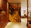 晋丰大厦64平米两室现代简约风格