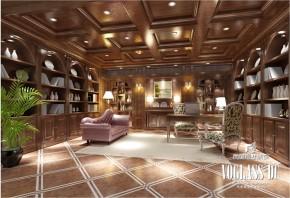 欧式 别墅 客厅 卧室 餐厅 卫生间 台球室 其他图片来自北京别墅装修案例在千平大宅奢华展示的分享