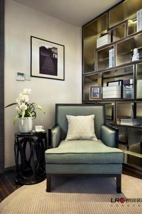混搭 四居 舒适 典雅 白领 书房图片来自朗润装饰工程有限公司在148平唯美混搭四居室的分享