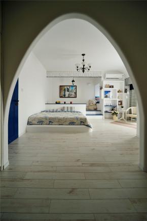 二居 地中海 白领 收纳 旧房改造 田园 小清新 卧室图片来自装修小管家在恋上地中海岸的夏日转角的分享