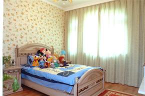 美式 田园 美式田园 温馨 二居 收纳 儿童房图片来自装修小管家在美式乡村风格的分享