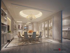 新古典 别墅 高富帅 名雕丹迪 混搭 餐厅图片来自名雕丹迪在回家的诱惑:新古典温馨雅致别墅的分享