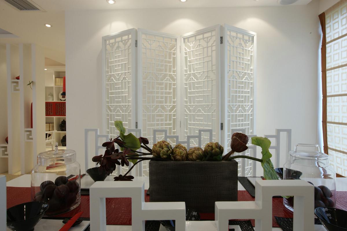 三居 80后 旧房改造 小资 玄关图片来自广州品峰装饰在汇景新城的分享