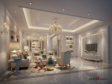 回家的诱惑:新古典温馨雅致别墅