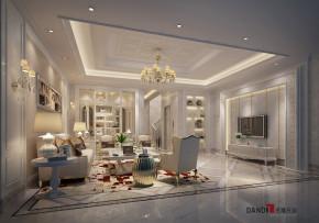新古典 别墅 高富帅 名雕丹迪 混搭 客厅图片来自名雕丹迪在回家的诱惑:新古典温馨雅致别墅的分享
