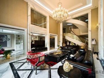 现代奢华1000平高品位私人别墅