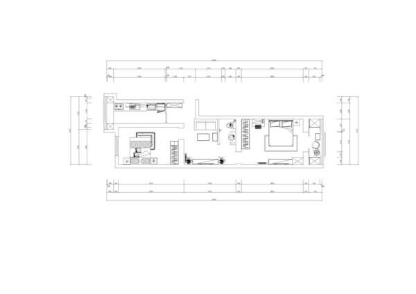 户型分析: 本户型为滨海智谛山2室1厅1卫1厨80㎡。从入户门进来之后是过道区域,穿过玄关进入餐厅区域,由于户型较小,可以有充分的空间划分功能区域。