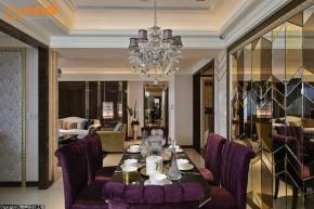 新古典 欧式 白富美 白领 三居 收纳 公主房 餐厅图片来自幸福空间在ART DECO 大宅艺术狂想的分享