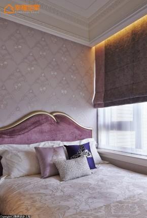 巴洛克 古典 欧式 混搭 白领 白富美 公主房 儿童房图片来自幸福空间在165 m²繁复线条挥洒古典之美的分享