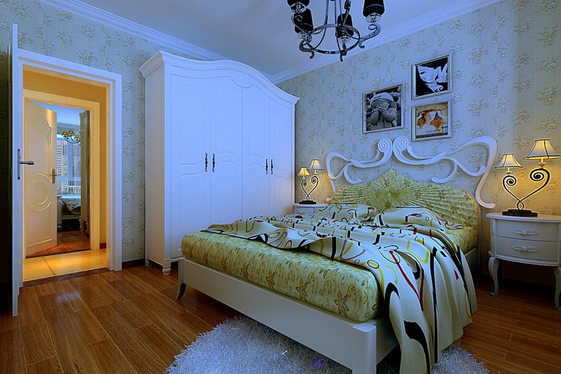卧室图片来自徐州红地球装饰在徐州红地球装饰---现代风情的分享