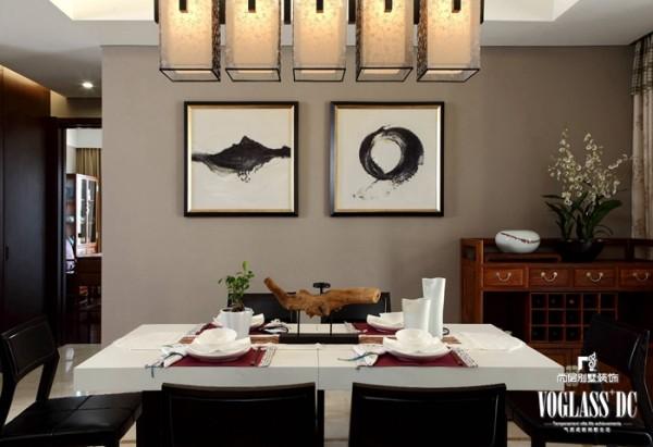 尚层别墅装饰 招商嘉铭珑原 ,逐渐成熟的新一代设计队伍和消费市场孕育出含蓄秀美的新中式风格。