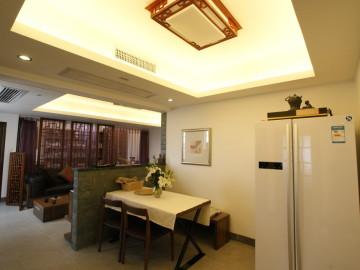中式风格-130平米-三居
