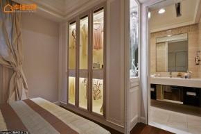 欧式 新古典 混搭 三居 白富美 高帅富 卧室图片来自幸福空间在黑与白 历久弥新的美学缩影的分享