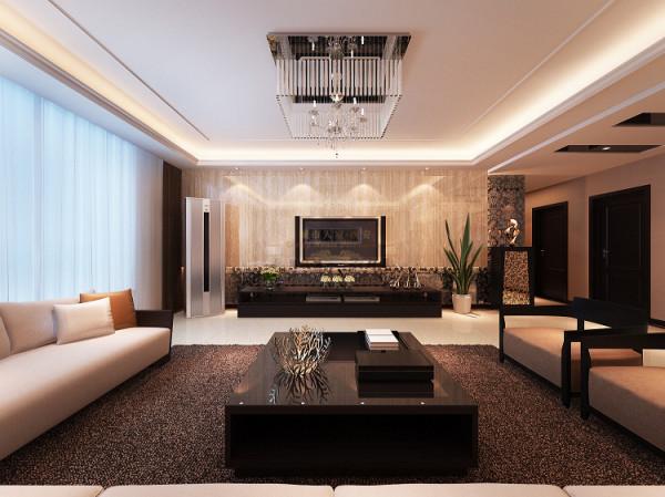 港式时尚的风格简约但不简单,在材质的选择上充分体现本案低调的奢华,也能彰显屋主的品味,造型上以简单为主增加现代感与空间感,整体感觉简约大气优雅,使屋主产生强烈的家的归属感。