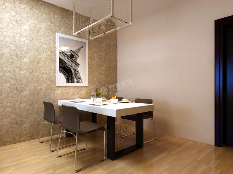 简约 二居 白领 收纳 旧房改造 80后 小资 餐厅图片来自阳光力天装饰糖宝在星河荣御  78.00㎡的分享