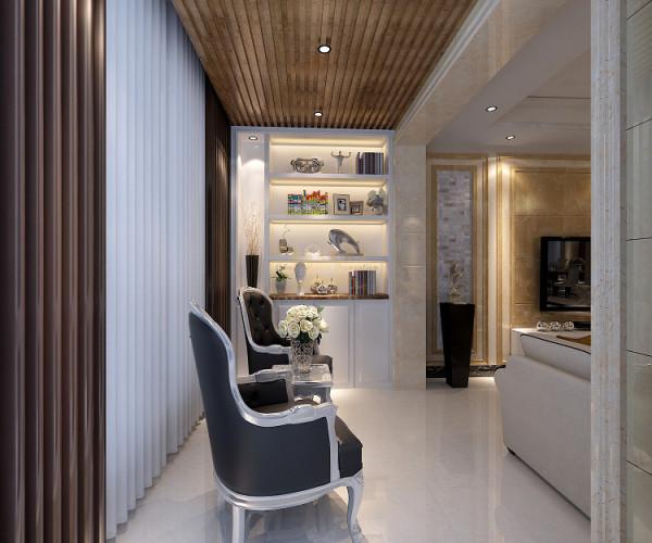 家庭厅的精致,阳光房的粗犷对比鲜明却不显突兀,相辅相成。