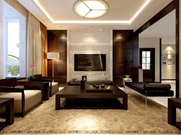 200平米现代简约风格复式之家
