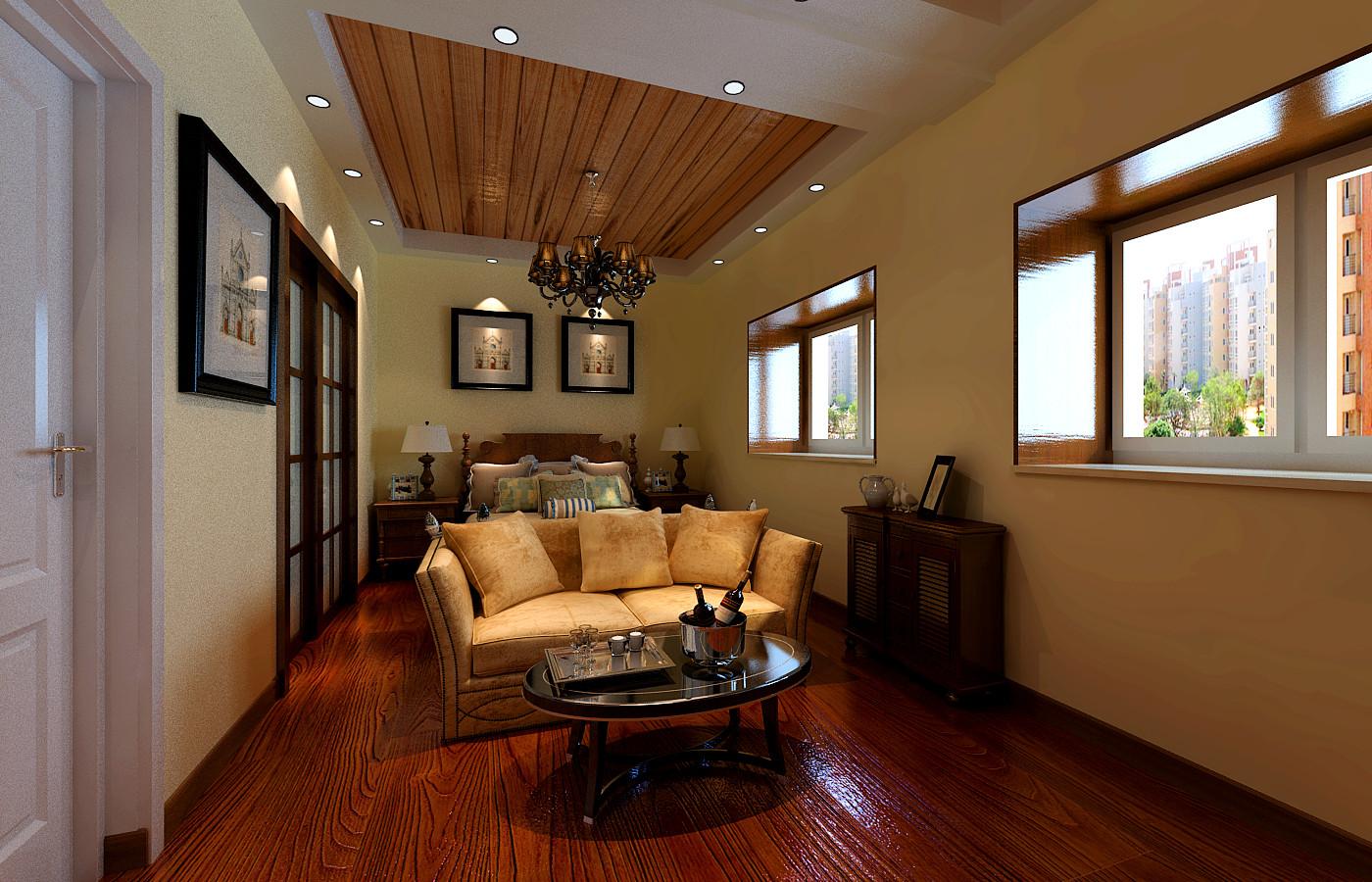 客厅图片来自瑞家装饰小庞在星河丹堤A区—传统与现代的结合的分享
