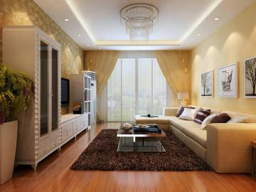 简约风格打造舒适2居室