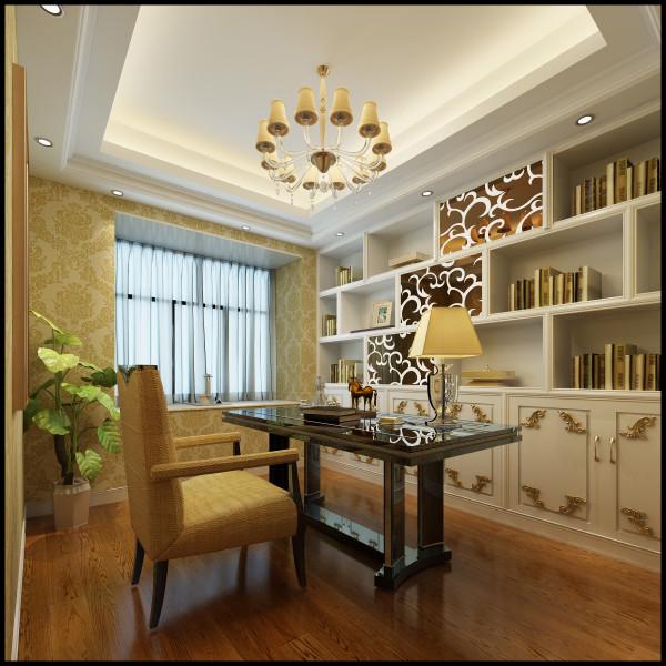 用欧式手法诠释家具,使空间散发着淡然悠远的文人气韵,画龙点睛地创造出一种和谐雅致的美感,以其纯真、大方雅致等特点受到业主青睐。