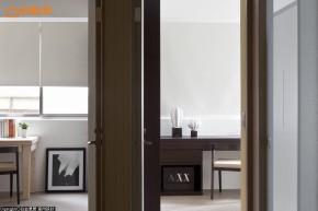 简约 混搭 二居 收纳 小清新 文艺青年 旧房改造 卧室图片来自幸福空间在70m²文青与白领品味混搭的分享