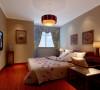 两居室简约中式风格装修