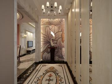 淘金家园-4居室-欧式风格
