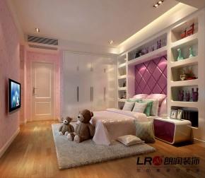 简约 80后 现代 舒适 大气 白领 儿童房图片来自朗润装饰工程有限公司在170平简约大气舒适居的分享